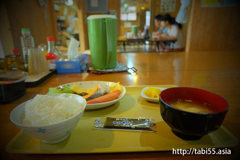 ふくぎ食堂(沖縄/渡名喜島)