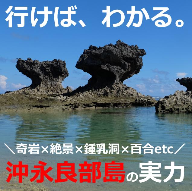 沖永良部島に一人旅。レンタルバイクで観光!おすすめ【14選】(奄美諸島/鹿児島)