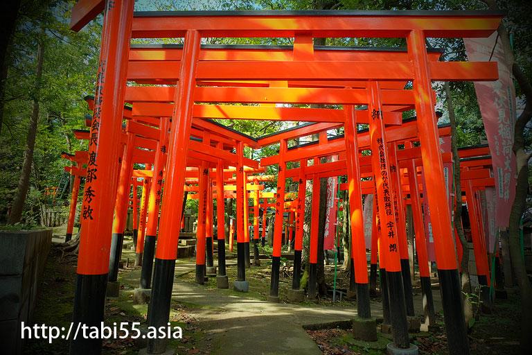 東伏見稲荷神社(西東京市)