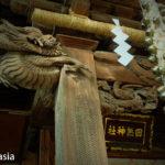 田無神社の拝殿は、東京都指定!有形文化財