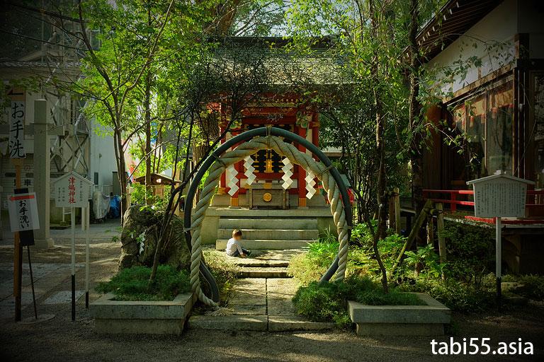 津島神社|田無神社@東京都西東京市