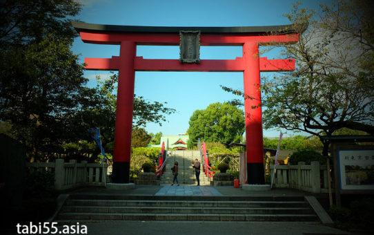 東京十社巡りで、東京のパワースポットを訪問(東京都)