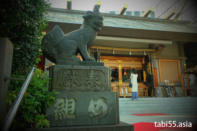 芝大神宮(東京都港区)