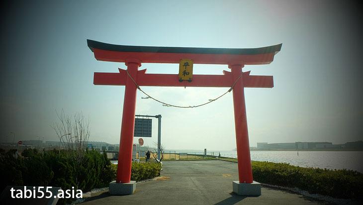穴守稲荷神社(東京都大田区)「NO!」と言い続けた大鳥居は、今も羽田空港に