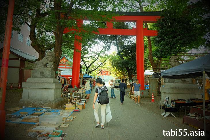 花園神社(東京都新宿区)