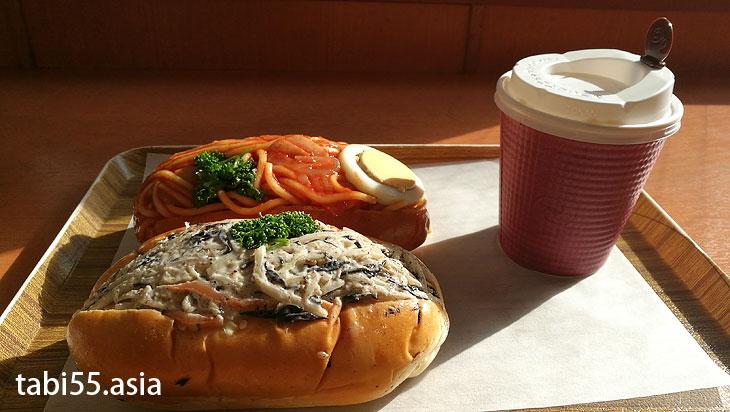 NIKI BAKERY(ニキベーカリー)駒込店で、総菜パン