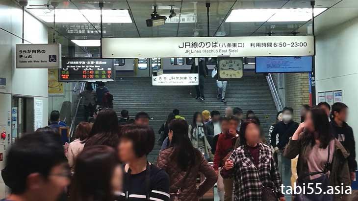1.関西空港から伏見稲荷大社へのアクセス