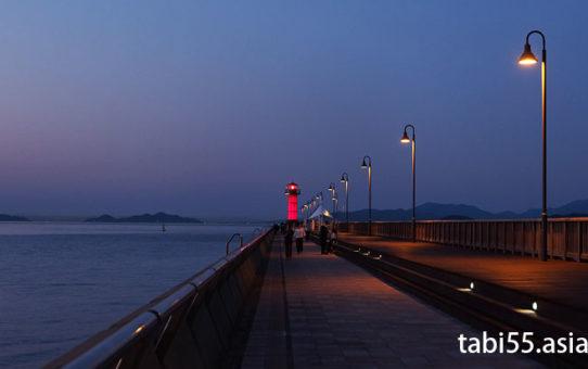 高松駅周辺の観光なら。うどんも夜も!おすすめ【8選】香川県