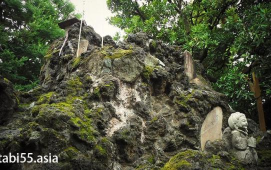 お山開きの7月1日に、池袋氷川神社の「池袋富士塚」に登ってきた(東京都豊島区)