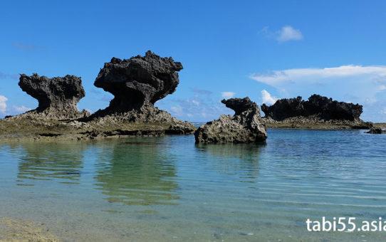 沖永良部島に、フェリーでアクセスして、レンタルバイクで観光!おすすめ【14選】(奄美諸島/鹿児島)