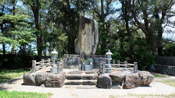 浅間陸軍飛行場(滑走路)跡と特攻平和慰霊碑@徳之島の観光スポット【おすすめ15選】