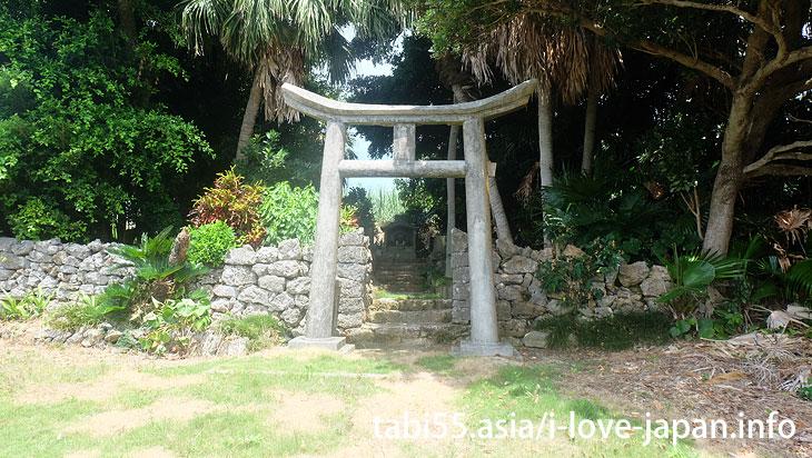 小さな神社@喜界島の観光!行ってよかった【おすすめ】