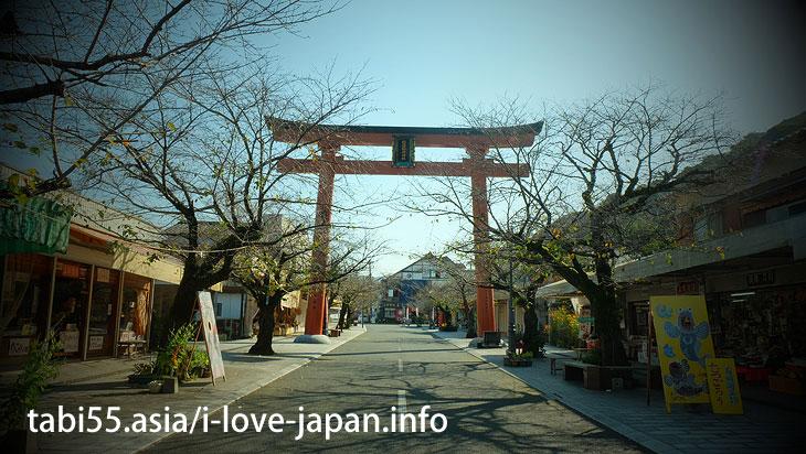 【駐車場選びの注意点】門前町を散策?祐徳稲荷神社に直行?