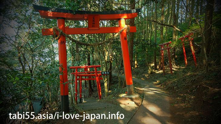 鏡山神社でお参り