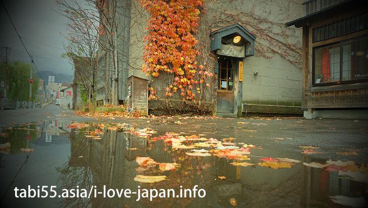 朝の小樽運河もなかなか風情が!