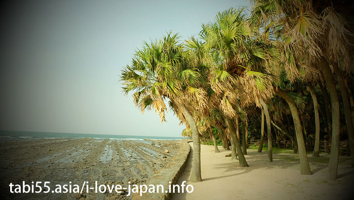 Let's take a walk! around Aoshima Island