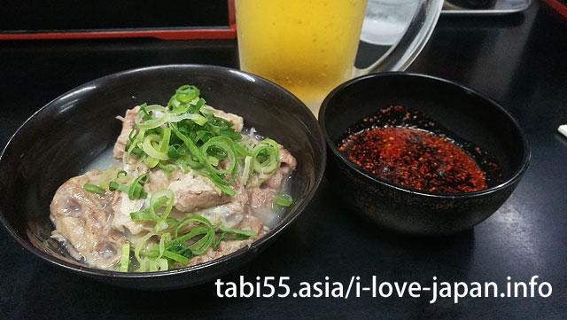 延岡B級グルメ「辛麺」を桝本さんでいただきました
