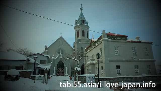 Catholic Hakodate Motomachi Church