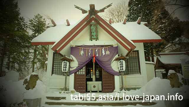 The oldest in Hokkaido! Funadama shrine