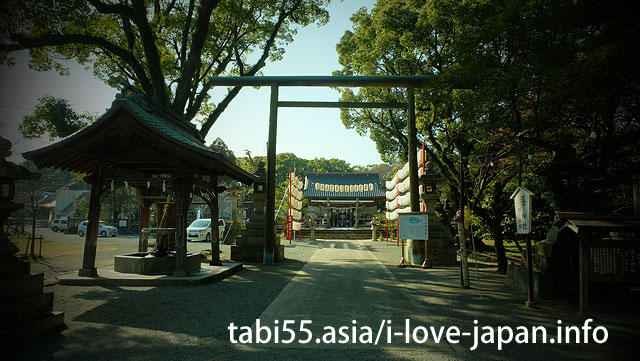 Near Yanagawa station! Visit to the Mihashira shrine