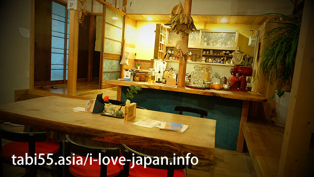 Check in at Yanagawa Guesthouse