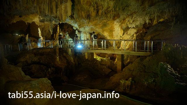 【観光の王道】石垣島鍾乳洞