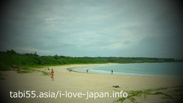 Toguchi no hama(Beach)