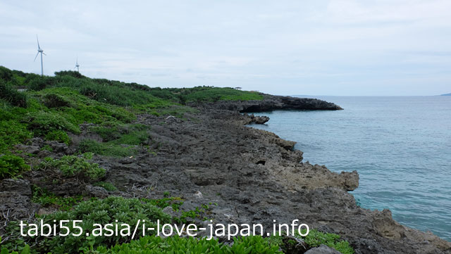 宮古島の絶景スポット!西平安名崎