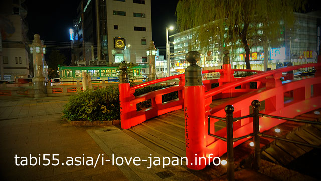 Three major disappointing spots in Japan or Kochi's specialty! ? Harimaya Bridge