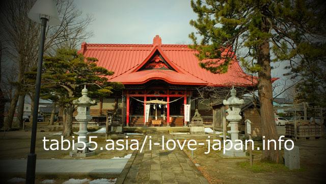 山王日枝神社で参拝
