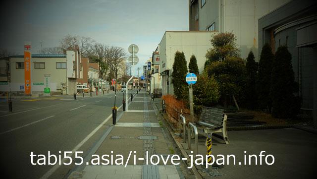 【Goal】山王町バス停から、羽黒山へ向う