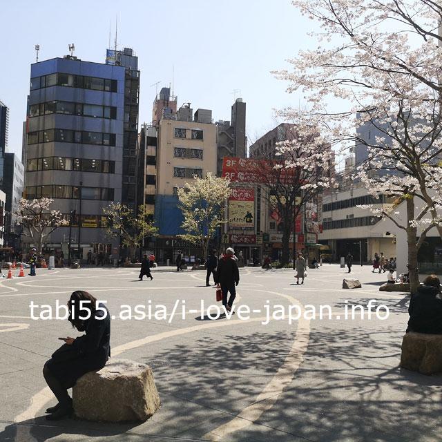 A place for recreation of the OTOME(Otaku Girls)? Naka Ikebukuro Park