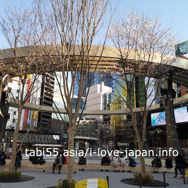 May I meet Makoto and King of IWGP (← novel)? Ikebukuro west exit park
