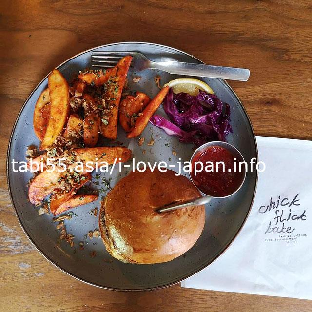 東長崎のワイルドなお洒落番長!Chick Flick Bake