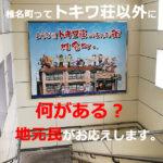 椎名町って、トキワ荘以外に何があるの? 地元民おすすめ観光/街歩き