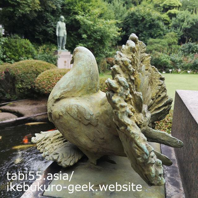 鳩山会館とバラを撮影するなら!庭園を散策しましょう
