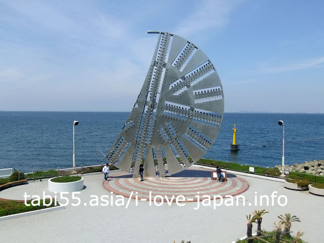 行きは、東京湾アクアラインでアクセス!海ほたるPAでひと休み