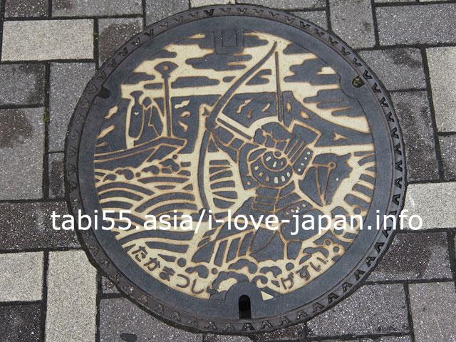 香川県【高松市】ご当地マンホール一覧