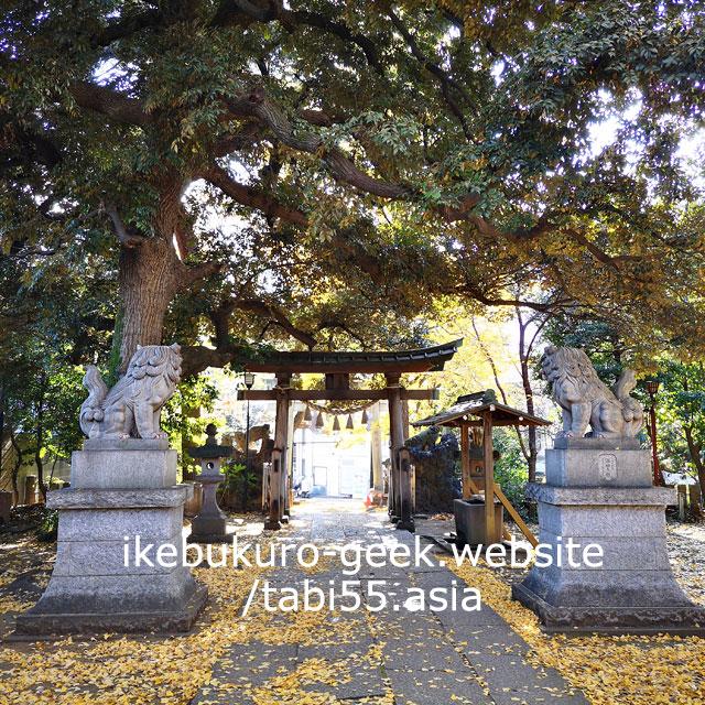 長崎神社(西武池袋線:椎名町駅)