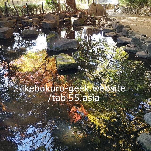 哲学堂公園(バス停:哲学堂公園)/池袋から30分以内!紅葉狩り