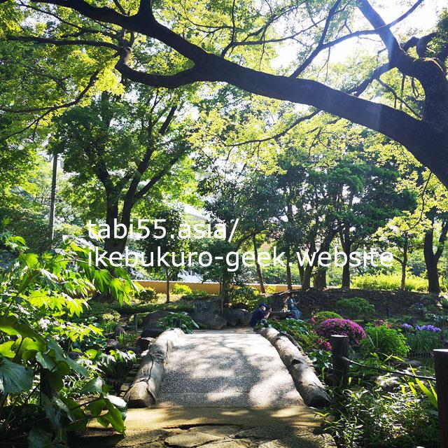季節ごとに異なる趣♪肥後細川庭園